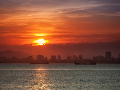Nha Trang Sunset