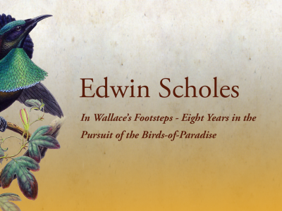 5. The Alfred Russel Wallace Centennial Celebration – Edwin Scholes